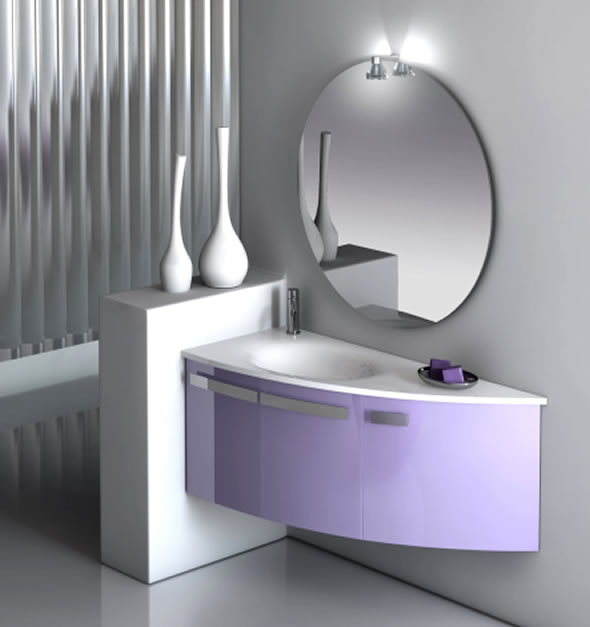 Bathroom mirror ideas - Minimalist bathroom mirrors design ideas to create sweet splash simply ...