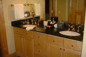 14-wooden bathroom vanity