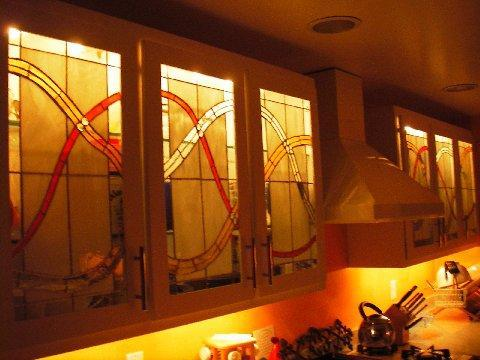 Por Gl Kitchen Cabinet Doors