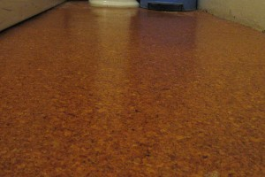 24-cork bathroom flooring