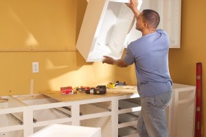 Installing Kitchen Cabinets : DIY Tips For Saving Money