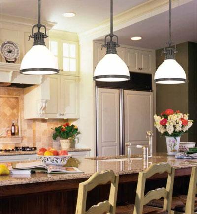 Kitchen Ceiling Lights. Image Of Led Strip Lighting Kitchen, Kitchen Ideas