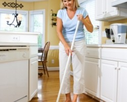 3-mopping the floors