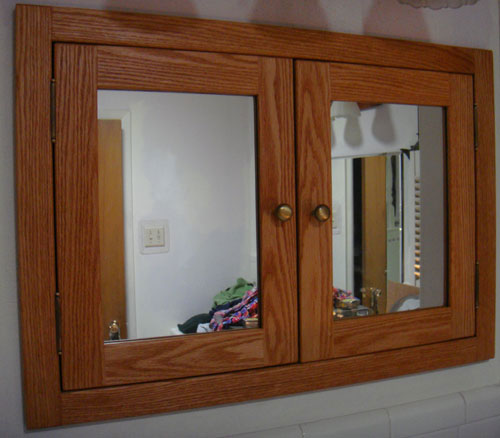 Recessed Medicine Cabinets With Mirrors