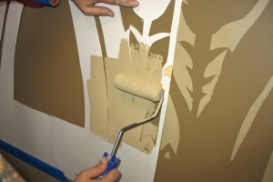 Paint Stencils for Walls