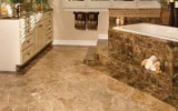 Marble Flooring as an Option for Bathroom Flooring