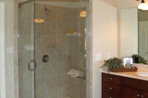 Simple Design for Bathroom Shower
