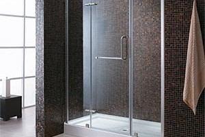 Simple and Elegant Bathroom Shower