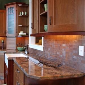 Tile Granite Countertop