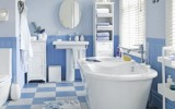 <b>Stunning Various Bathroom Floor Tile Ideas</b>