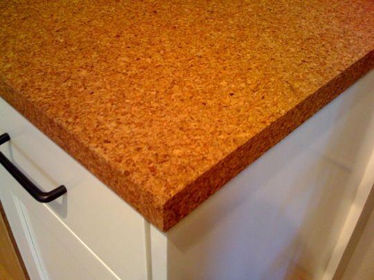 16 cork countertop 564 Cork countertops