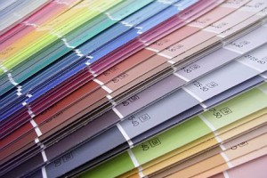 Easy Living Paint Color Chart