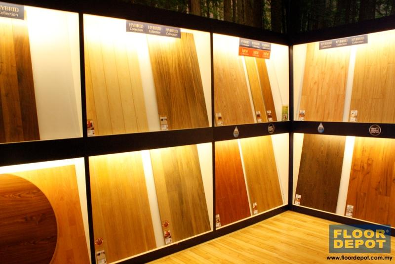 6 laminate display 560 for Laminate flooring displays