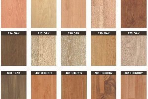 Laminate Selection