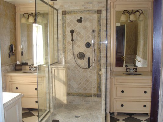 The Beauty of Arts and Craft Bathroom Cabinets