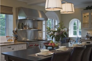 The luxury of Arts and Crafts Style Kitchen Design