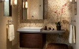 <b>Bathroom Decorating Idea for the Small Bath</b>