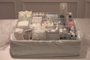 Bathroom Baskets For Weddings
