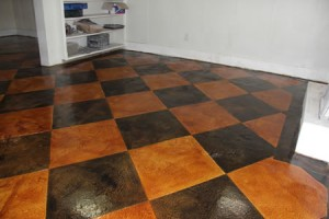 The Selection of Best Flooring for Basement