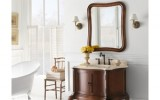 <b>Amazing Vintage Bathroom Vanities in Various Selection</b>