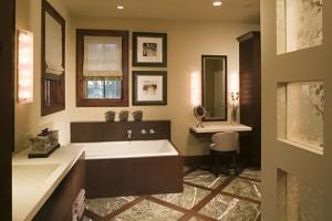 Custom Designed Bathroom Cabinets for Home Design