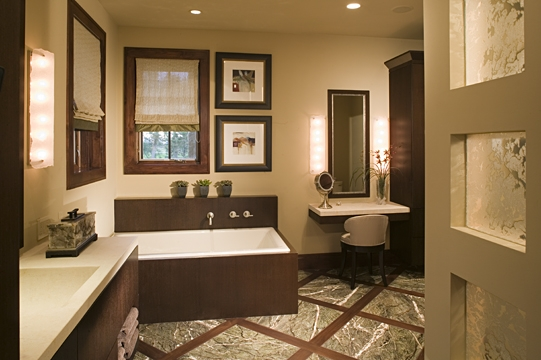 Custom Designed Bathroom Cabinets A Wide Option Of
