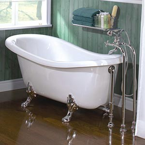 DIY Bathtub Resurfacing