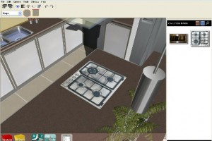 Design Your Kitchen Software Online For Free program