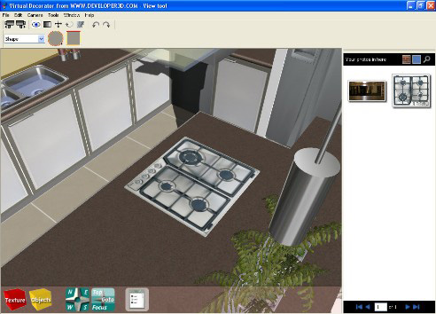 Design My Kitchen Online For Free Program
