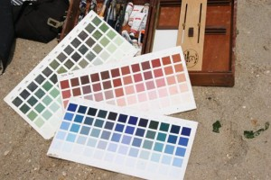 The best Easy Living Paint Color Chart