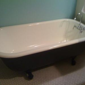 Fiberglass Bathtub Repair