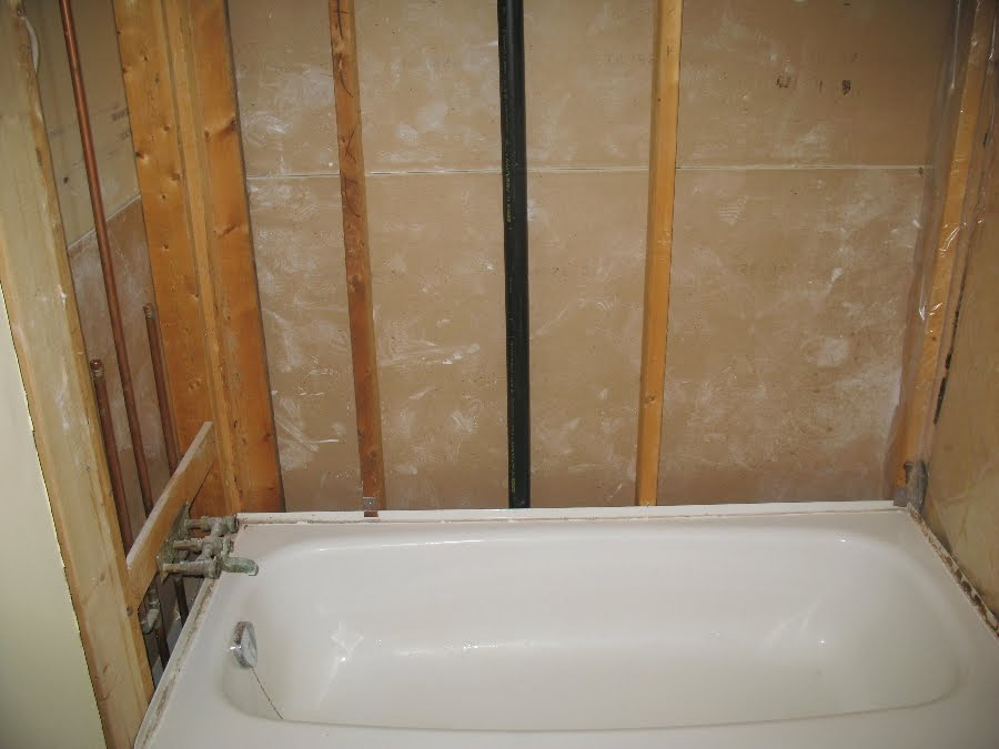 How to Install Cement Board in Bathroom (636)