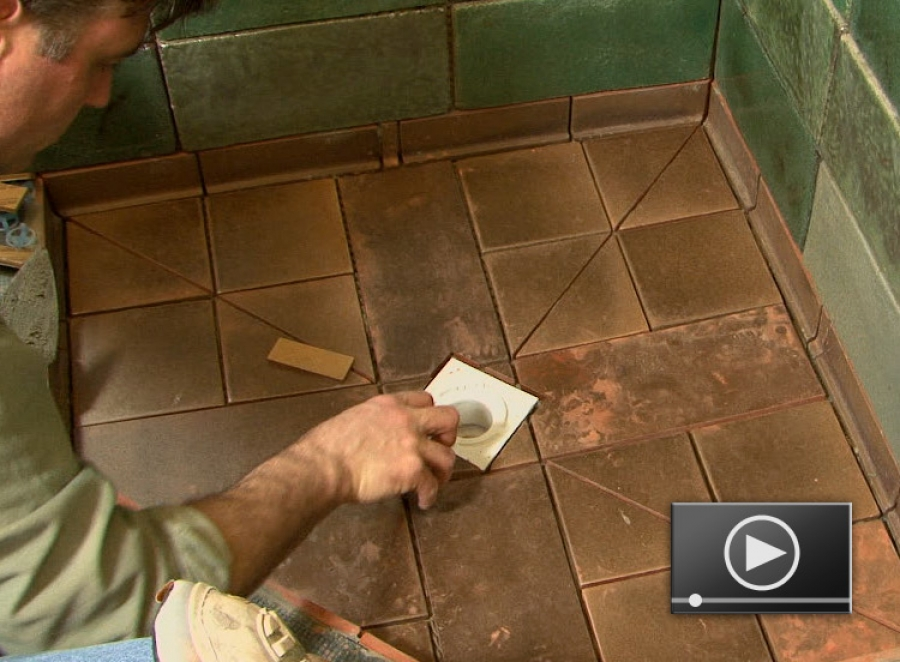 How to lay tile in a bathroom tips Bathroom wall tiles laying designs