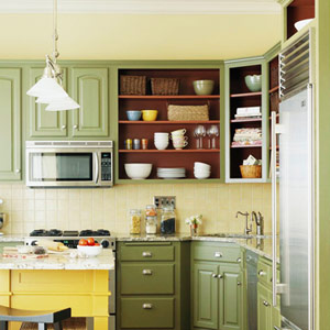 Kitchen Cabinets with Quality