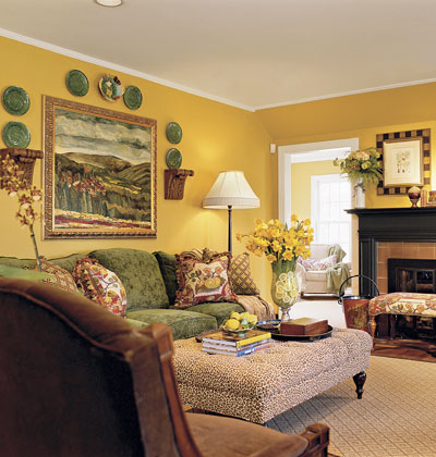 Popular paint colors living room what to paint color for for Living room yellow color