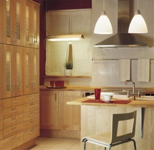Lightning small kitchen designs
