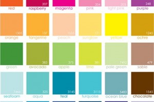 Lowes Paint Color Chart Guide