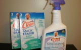 Mr. Clean Bathroom Scrubber Purchase