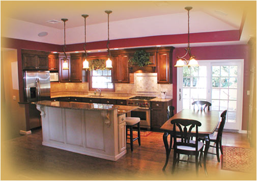 The Greatness Multi-Level Kitchen Island Designs