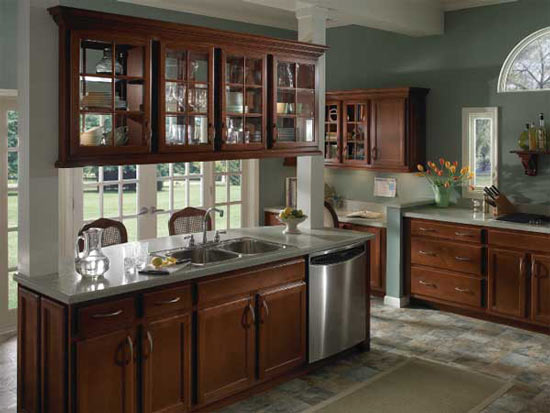 The Beauty of Multi-Level Kitchen Island Designs