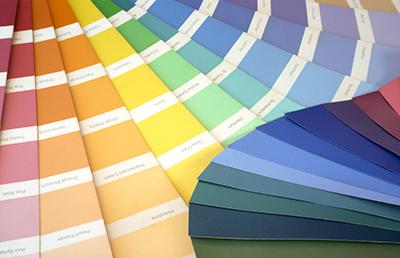 Paint Sample Colors