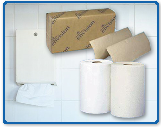 Paper towel bathroom mold tile cleaning process