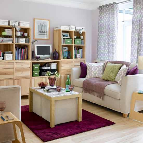 Small House Average Living Room Size
