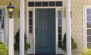 Steel popular and best exterior door paint colors idea