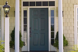 Steel popular and best exterior door paint colors idea