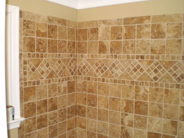 Tile board for bathrooms 02 (1253)