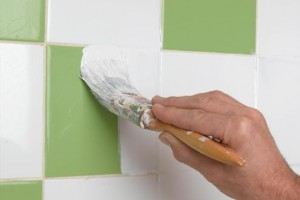 Tile Paint For Bathrooms