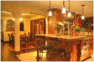 Traditional kitchen designers Seattle  idea