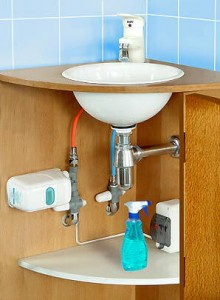 Under Sink Water Heater
