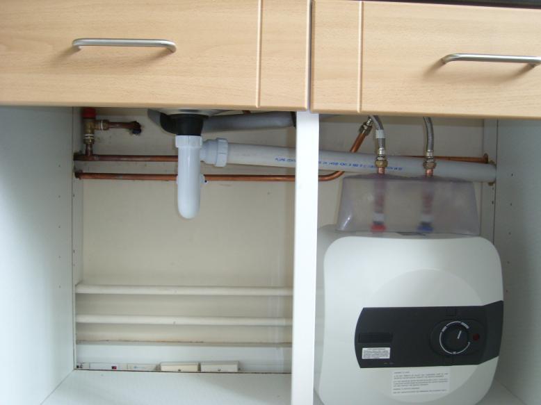 Under Sink Water Heater 03 946